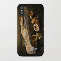 mad max iPhone & iPod Cases featuring Mad Max Interceptor by Ewan Arnolda