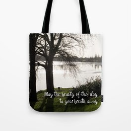 Beauty of this day Tote Bag