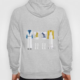 Pop Group Minimal Sticker Hoody