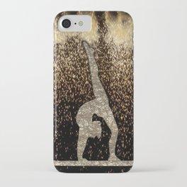 Sparkle Gymnast iPhone Case