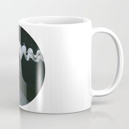 Frankenstein's bride on vinyl record print Coffee Mug