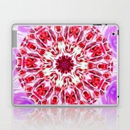 Royal Rose Radiant Orchid Kaleidoscope Laptop & iPad Skin