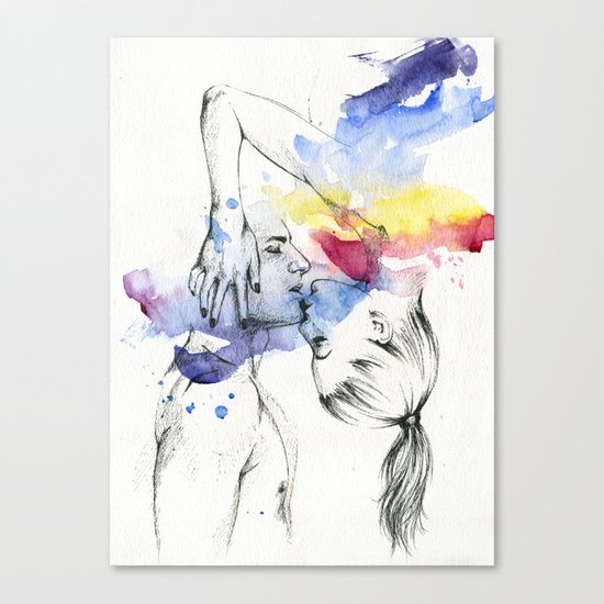 22.06.15 Canvas Print