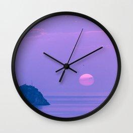 Fantastic sunrise Wall Clock