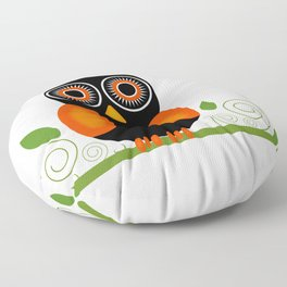 Owl Floor Pillow