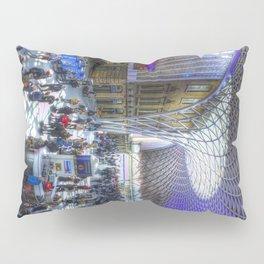 Kings Cross Station London Pillow Sham