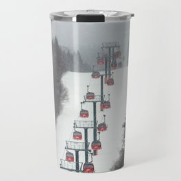 Gondolas Travel Mug