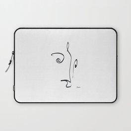 Demeter Moji d5 3-2 w Laptop Sleeve