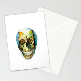 SKULL#02 Stationery Cards