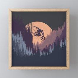Drop Framed Mini Art Print