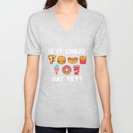 Is It Chet Day Yet? Unisex V-Neck