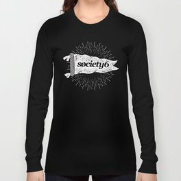 Society6 Banner Long Sleeve T-shirt