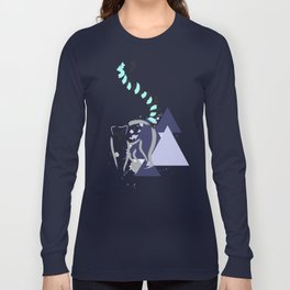 Strepsirrhini Long Sleeve T-shirt