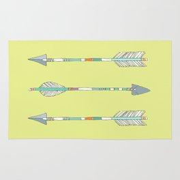 Arrows Trio Rug