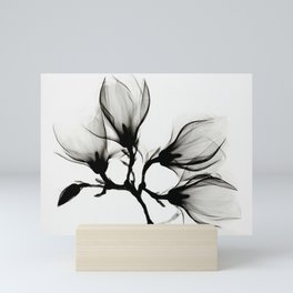 Vintage Magnolia Branch Mini Art Print