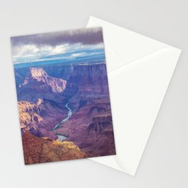 Grand Canyon and the Colorado River Stationery Cards