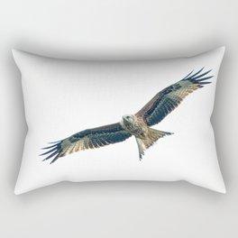 Red Kite Rectangular Pillow