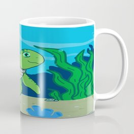 Sea Turtle Coffee Mug