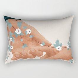 In Love II Rectangular Pillow