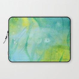 Mermaid´s Grotto Watercolor Laptop Sleeve