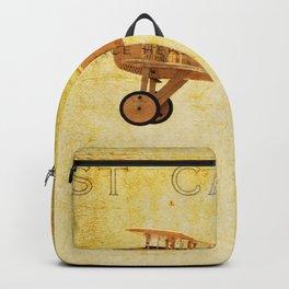Vintage Flight Backpack
