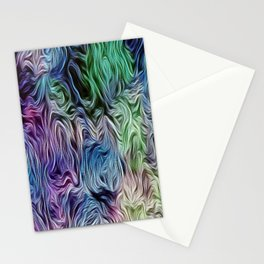 Turquoise Of Pastel Stationery Cards