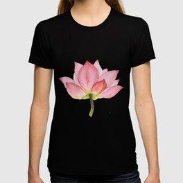 Pink lotus #2 T-shirt
