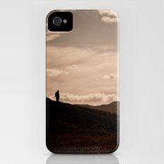 the hiker II. iPhone (4, 4s) Slim Case