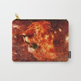 Fire lion Carry-All Pouch