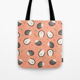 Hedgegogs in the Forest Tote Bag