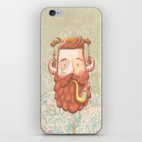 music iPhone & iPod Skins featuring Music by Seaside Spirit