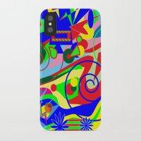 graffiti iPhone & iPod Cases featuring Graffiti by DesignsByMarly
