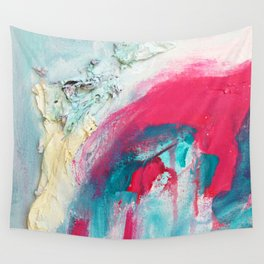 Untitled (Carrying On) Wall Tapestry