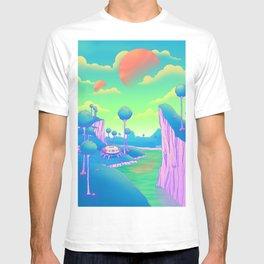 Planet Namek T-shirt