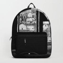 Sassi di Matera: home Backpack