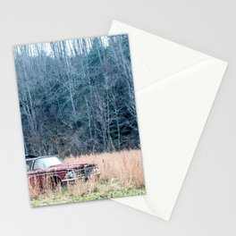 Left to Rust Stationery Cards