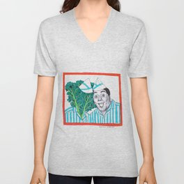 Kenan and Kale. Unisex V-Neck