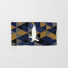 Ravenclaw House Pattern Hand & Bath Towel