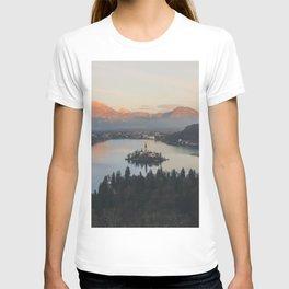 Lake Bled, Slovenia II T-shirt