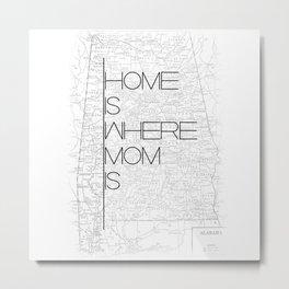 Mother's Day - Alabama Metal Print