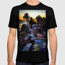 Ghetto by the Sea T-shirt