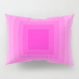 Fuschia Monochrome Pillow Sham