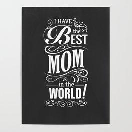 Best mom Poster