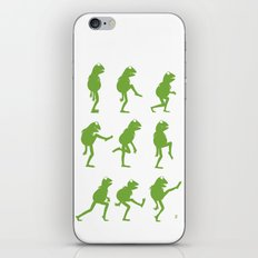 Ministry of Silly Muppet Walks iPhone Skin