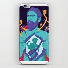 Freedom - Men iPhone & iPod Skin