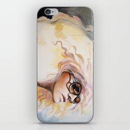 Lavender Heat iPhone Skin
