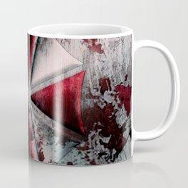 Umbrella with blood Coffee Mug