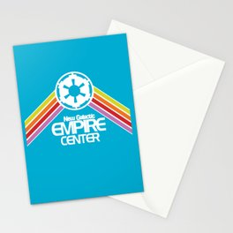 Galactic Empire Center 2 Stationery Cards