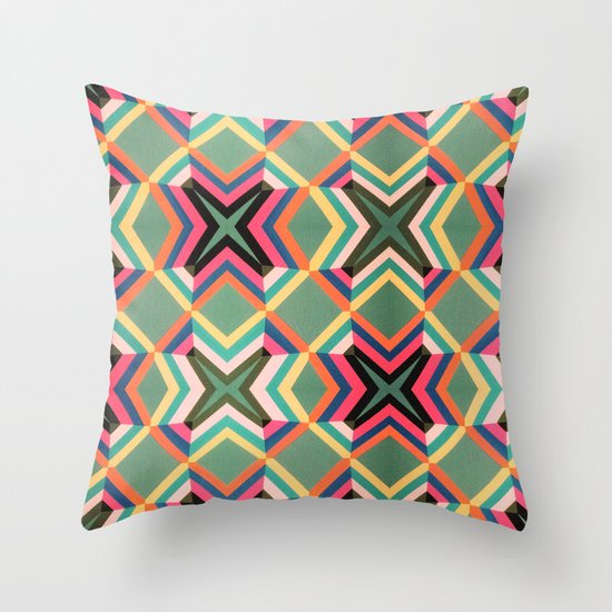 Marka Throw Pillow