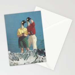 Jim and Christine Stationery Cards